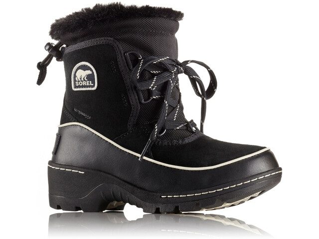Sorel Torino III Boots Children Black/Light Bisque